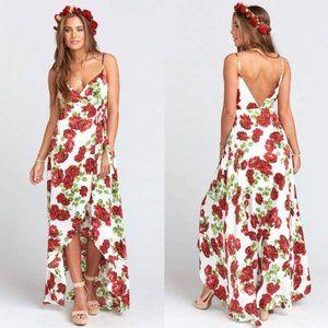 SHOW ME YOUR MUMU Mariah Wrap Dress